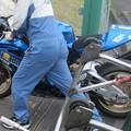 写真: 21 2013 J_GP2 12 中本 郡 レーシングチーム OutRun YZF-R6