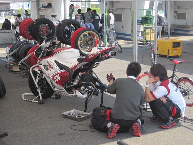 写真: 120 2012 634 小林 龍太 MuSASHi RTハルクプロ CBR600RR