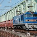 Photos: EF510-515牽引安中貨物