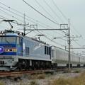 Photos: EF510-515牽引寝台特急カシオペア