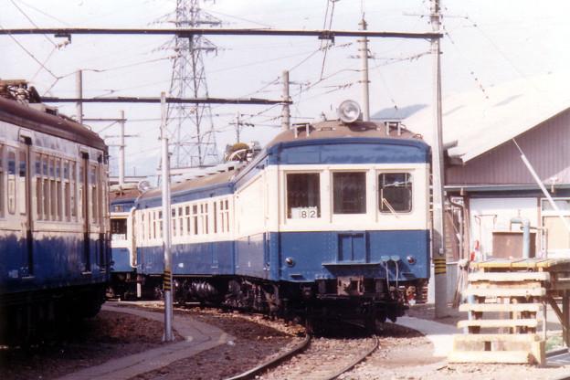 Photos: クハ47009とクモハ53008