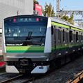 Photos: 逗子駅で試運転準備中のE233系6000番代