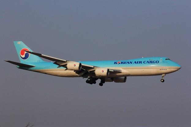 KOREAN AIR CARGO B747-8