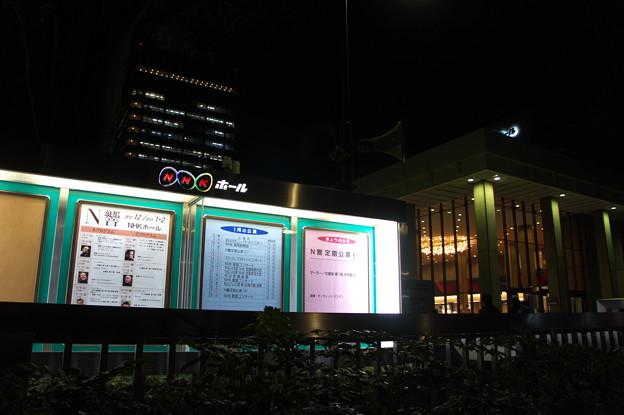 NHKホール