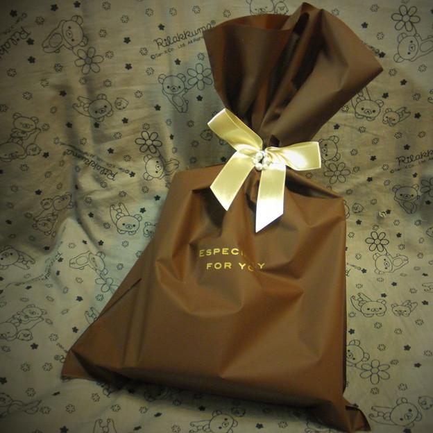 ママちゃんからのプレゼント