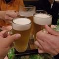 Photos: またまた乾杯