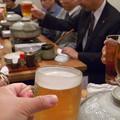 Photos: 学園祭『だんわ室』慰労会