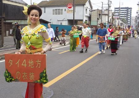 日曜日は、小江戸パレード