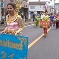 Photos: パレードが始まりました。