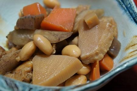 五目豆は常備菜