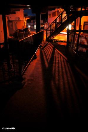 夜の町にいた3