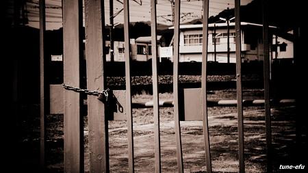 錠のある風景#1