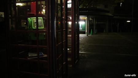 電話ボックスの夜#4