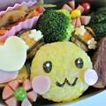 写真: うーたんおにぎり弁当(NHK「いない いない ばあ」)