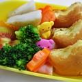 写真: 10月18日(金)「星のパンケーキ弁当」