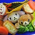 写真: 11月12日(火)「シュガーバニーおにぎり弁当」