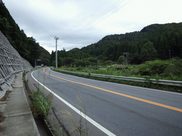 R49、いわき水石トンネル... - ...