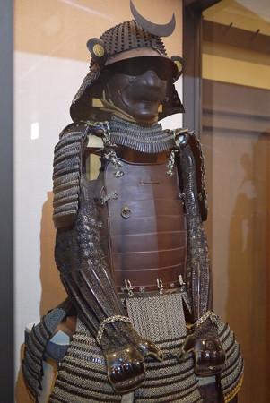 名古屋城の鎧武者