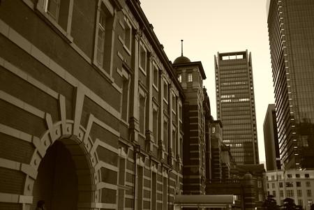 東京駅今昔(2)