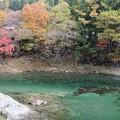Photos: 紅葉の舘岩川