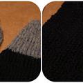 Photos: かのこ編み