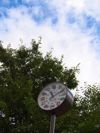 20130905 京都動 どうぶつ時計