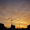 Photos: 朝焼けの移り変わり 2