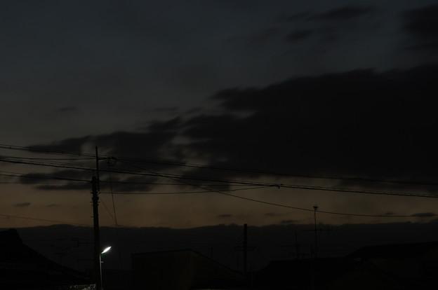 夜明けの気配(Sign of dawn) 1