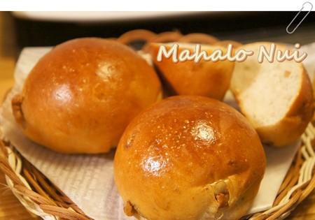 神戸屋レストランのくるみパン