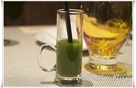 食前青汁ジュース