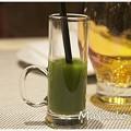写真: 食前青汁ジュース