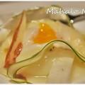 写真: 卵のポッシェ