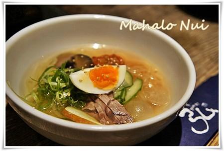 和風の冷麺