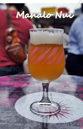 テーブルゲットでまたまたビール