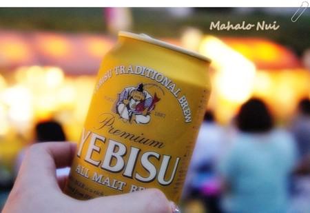 ビールと祭り