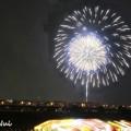 写真: 淀川花火大会