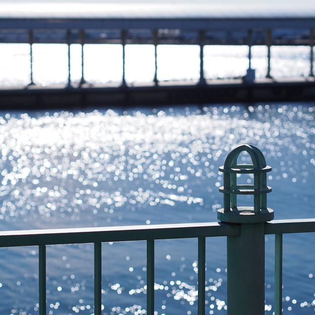 Photos: 1720_きらめく桟橋