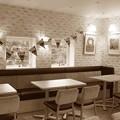 Photos: 喫茶店にて