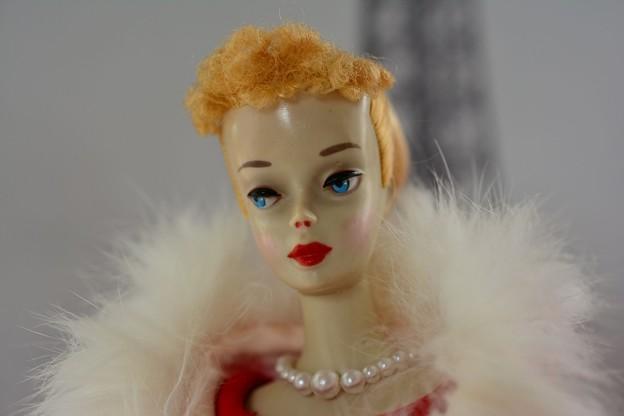 Vintage Ponytail Barbie