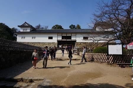 彦根城 入り口