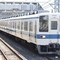 廃車回送される8145F