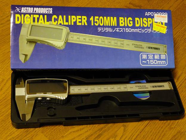 APデジタルノギス150mm