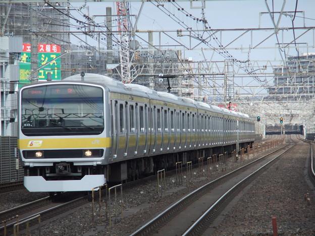 中央・総武緩行線E231系0番台 B38編成