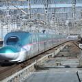 Photos: 東北新幹線E5系 U19編成他17両編成