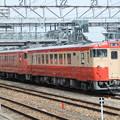 烏山線キハ40系1000番台 キハ40 1003+キハ40 1004
