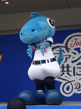 2012.4.30 横浜DeNA戦のドリームスターズパーティーです。