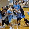 Photos: 玉入れ競走。