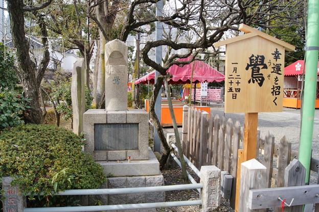 亀戸天神社のウソ