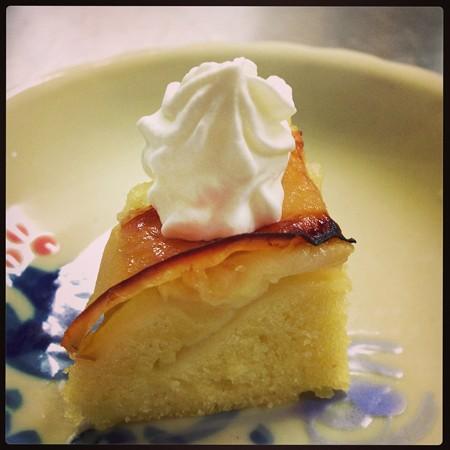 岩手りんごケーキ:パテシエ大介作