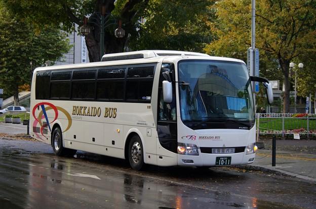 北海道バス 函館230 い1011